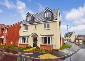 Thumbnail 5 bed detached house for sale in Mascroft Road, Trowbridge
