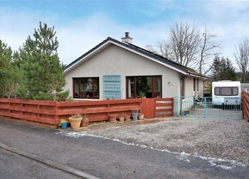 Thumbnail 3 bed detached bungalow for sale in Strathspey Drive, Grantown-On-Spey