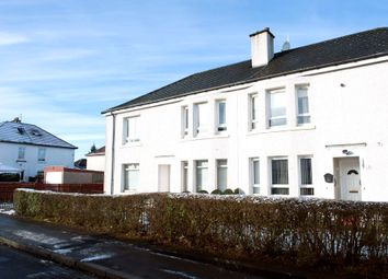 Thumbnail 2 bed flat for sale in Housel Avenue, Knightswood, Glasgow