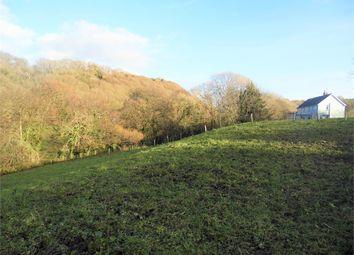 Thumbnail Land for sale in Bryn Deri, Llanychaer, Fishguard