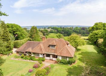 Thumbnail 4 bed detached house for sale in Woodhouse Lane, Holmbury St. Mary, Dorking