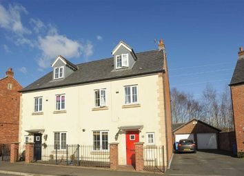 Thumbnail 4 bedroom town house for sale in Kilcoby Avenue, Swinton, Manchester