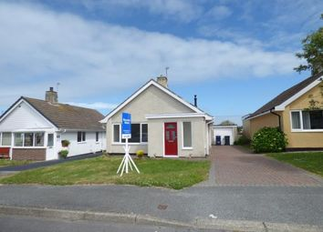 Thumbnail 2 bed bungalow for sale in Trehwfa Road, Holyhead, Anglesey, .