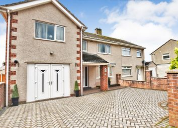 Thumbnail 4 bed semi-detached house for sale in Snowdon Avenue, Cleator Moor