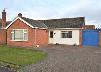Thumbnail 3 bedroom detached bungalow for sale in The Grove, Welton, Lincoln