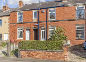 Thumbnail 2 bed terraced house for sale in Walgrove Road, Walton, Chesterfield