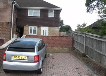 Thumbnail Semi-detached house to rent in Woodside Road, Guildford, Surrey