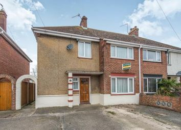 Thumbnail 3 bed semi-detached house for sale in Cluny Road, Faversham, Kent, England