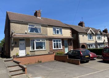 Thumbnail 3 bed semi-detached house for sale in Grange Road, Hugglescote, Coalville