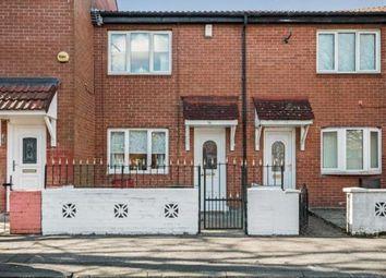 Thumbnail 3 bed terraced house for sale in Edrom Court, Shettleston, Lanarkshire