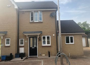 Thumbnail 3 bed semi-detached house to rent in Buntingbridge Road, Ilford