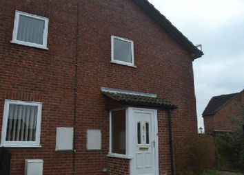 Thumbnail 2 bedroom property to rent in Eastern Way, Elmswell, Bury St. Edmunds