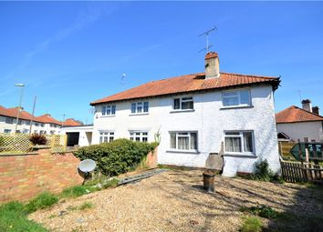 Thumbnail 3 bed semi-detached house for sale in Grove Road, Basingstoke, Hampshire
