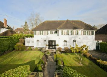 Thumbnail 5 bed detached house for sale in Main Avenue, Moor Park, Northwood, Middlesex