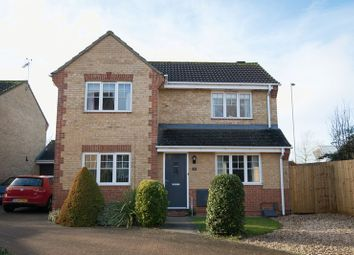 Thumbnail 3 bed detached house for sale in Coleridge Road, Swindon