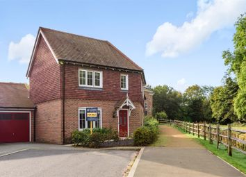 Thumbnail 3 bed link-detached house for sale in Dovecote Way, Chineham, Basingstoke