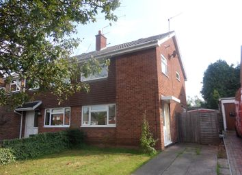 Thumbnail 3 bed semi-detached house to rent in Chadswell Heights, Lichfield