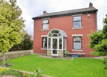 Thumbnail 3 bed detached house for sale in Moss Lane, Hesketh Bank, Preston