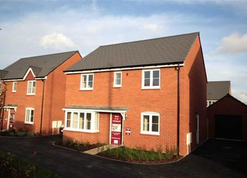 Thumbnail 4 bed detached house for sale in Moormead Road, Wroughton, Swindon