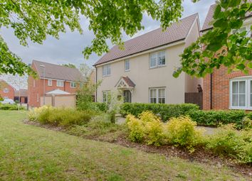 Thumbnail 3 bed detached house for sale in Cinder Street, Colchester