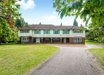 Thumbnail 5 bed detached house for sale in Priors Hatch Lane, Hurtmore, Godalming, Surrey