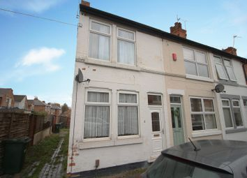 Thumbnail 2 bed terraced house for sale in Lily Avenue, Nottingham, Nottinghamshire