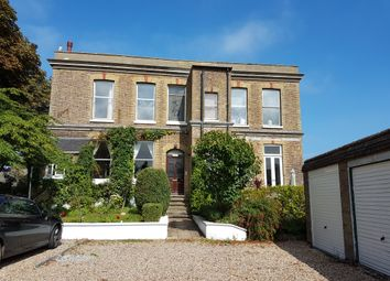 Thumbnail 3 bed flat to rent in Alexander Road, Whitstable