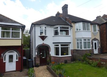 Thumbnail 3 bedroom semi-detached house for sale in Woolmore Road, Erdington, Birmingham