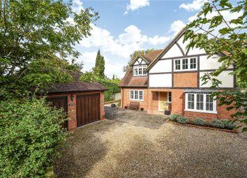 Thumbnail 4 bed detached house for sale in Watersplash Lane, Warfield, Berkshire