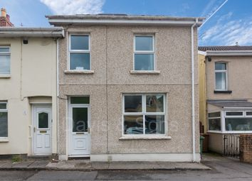Thumbnail 3 bed end terrace house for sale in Station Road, Risca, Newport.