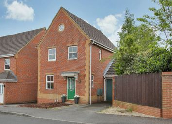 Thumbnail 3 bed detached house for sale in Jutland Crescent, Andover