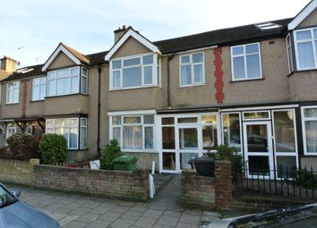 Thumbnail 3 bed terraced house to rent in Chudleigh Road, London