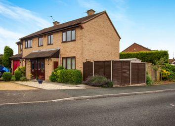 Thumbnail 3 bed semi-detached house for sale in Ratcliffe Drive, Stoke Gifford, Bristol