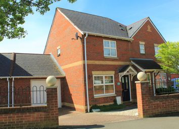 Thumbnail 2 bed semi-detached house for sale in Old Mill Way, Weston-Super-Mare