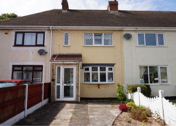 Thumbnail 3 bed terraced house for sale in Langley Avenue, Bilston
