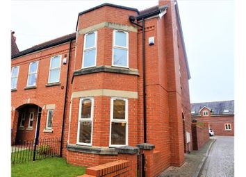 Thumbnail 4 bed town house for sale in Rockfield Mews, Grappenhall, Warrington