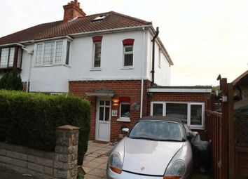Thumbnail 4 bed semi-detached house to rent in Anderson Avenue, Earley, Reading