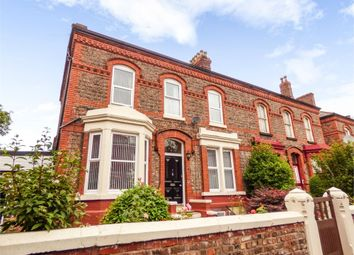 Thumbnail 6 bed semi-detached house for sale in St Albans Square, Bootle, Merseyside