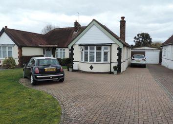 Byng Drive, Potters Bar EN6. 3 bed semi-detached bungalow for sale