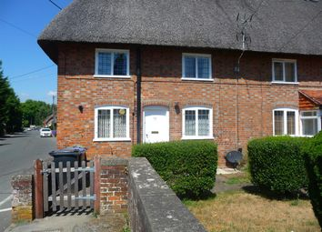 Thumbnail 2 bedroom end terrace house to rent in High Street, Chilton Foliat, Hungerford