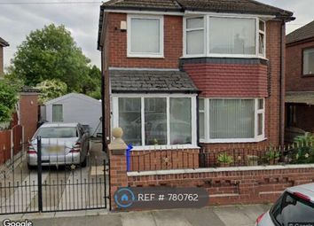 Thumbnail 4 bed detached house to rent in West Avenue, New Moston, Manchester