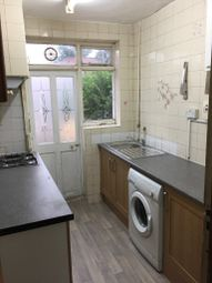 Thumbnail 3 bed end terrace house to rent in Knebworth Avenue, London