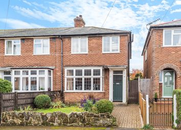 Thumbnail End terrace house for sale in Conquest Close, Hitchin