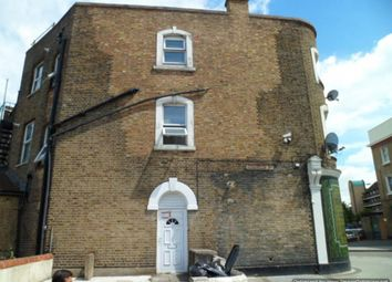 Thumbnail 3 bed flat to rent in Herbert Road, London