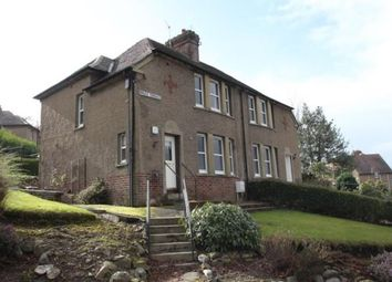 Thumbnail 3 bed semi-detached house for sale in Bruce Terrace, Cambusbarron, Stirling, Stirlingshire
