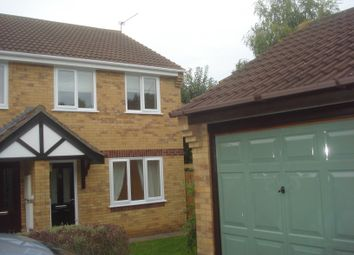 Thumbnail 3 bedroom semi-detached house to rent in Rowan Drive, Bury St. Edmunds