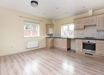 Thumbnail 1 bed flat to rent in Clarkes Court, Whitebeam House