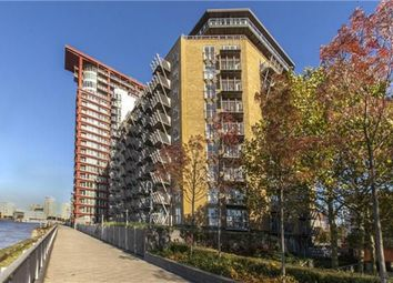 Thumbnail 2 bed flat to rent in Seacon Tower, Hutchings Street, London