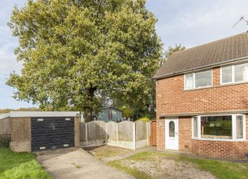 Thumbnail 2 bed semi-detached house for sale in Spring Wood Close, Dunston, Chesterfield