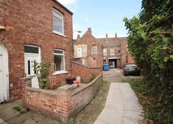 Thumbnail 2 bedroom terraced house to rent in Milton Place, Gowthorpe, Selby